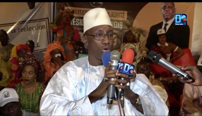 Méga meeting de Mamour Diallo : La jeunesse invitée à baliser le chemin du second mandat pour Macky Sall