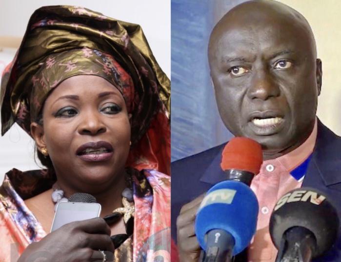 Présidentielle 2019 : Awa Guèye Kébé choisit Idy!