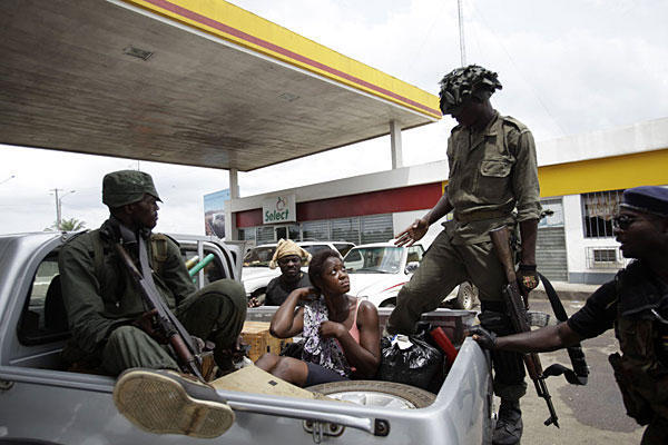 "Are there any mercenaries in Senegal ? ""No"" answers dakaractu.com"
