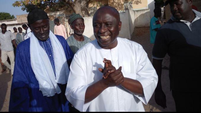 Touba Darou Marnane : Idrissa Seck largement en tête