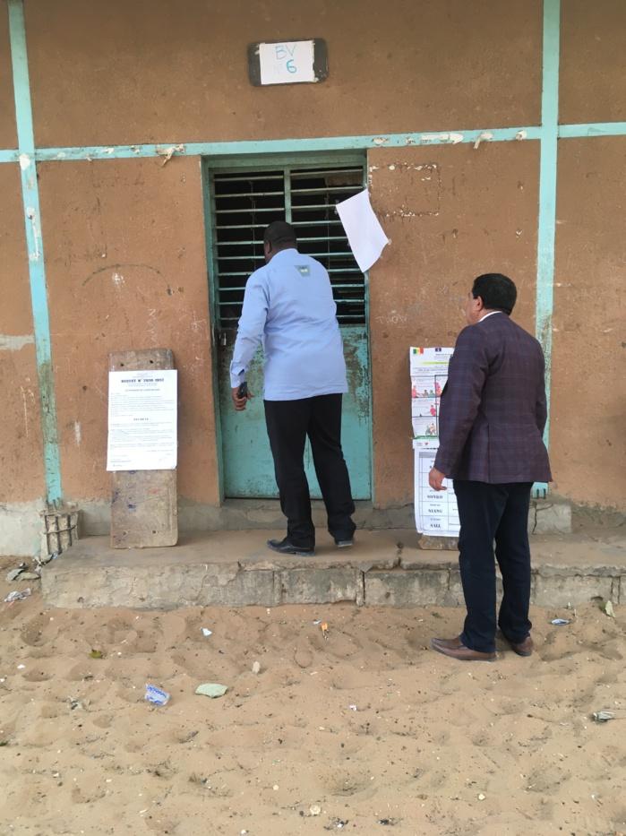 Pikine: fermeture des bureaux dans les centres Est, Ouest et Nord