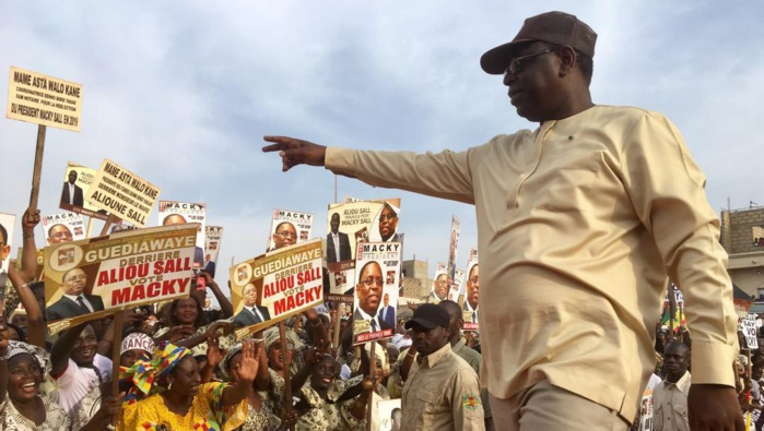 Présidentielle 2019 : Macky Sall s'impose largement dans la commune de Ngoundiane