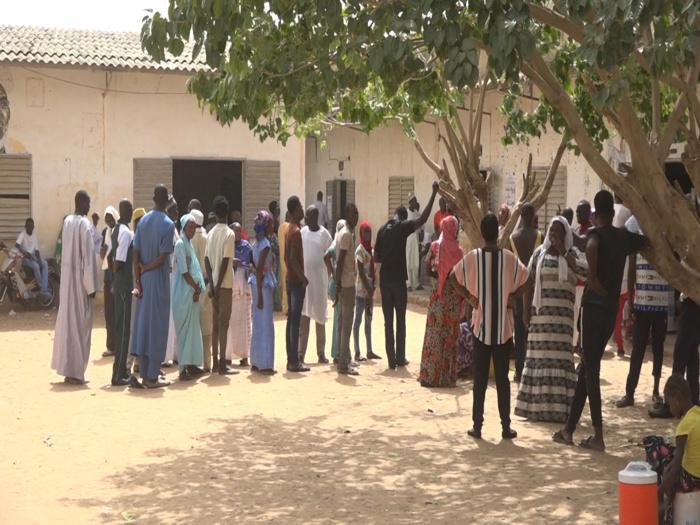 Kaolack: Macky Sall gagne Médina Baye, le plus grand centre de la commune