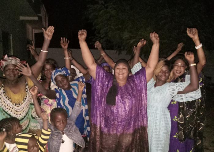 PERCÉE D'IDY À TOUBA-MOSQUÉE / Sokhna Astou Boury Mbacké  jubile, accuse et avoue avoir procédé à un vote-sanction