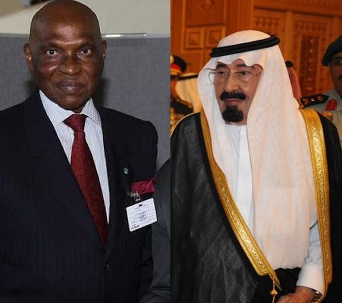 Pourquoi le roi Abdallah Ben Abdelaziz refuse de recevoir Abdoulaye Wade ?