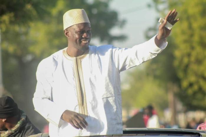 Ousmane Sonko remporte Ziguinchor avec une différence de 8.445 voix et 502 voix à Oussouye