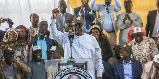 Présidentielle 2019: Macky Sall gagne dans les départements de Nioro et Guinguinéo.
