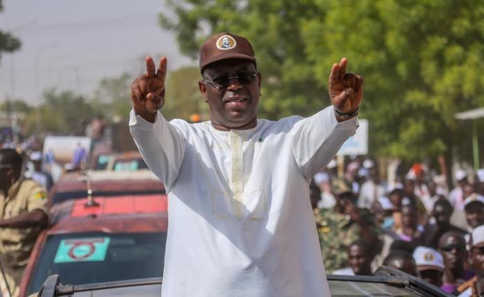 Présidentielle 2019 : Macky Sall fait un carton plein à Bambey