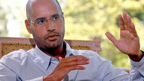 Saïf Al-Islam Kadhafi répond à Wade