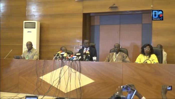 Proclamation prématurée des résultats/ Demba Kandji recadre les débats : «Personne n'a le droit de proclamer des résultats provisoires !»
