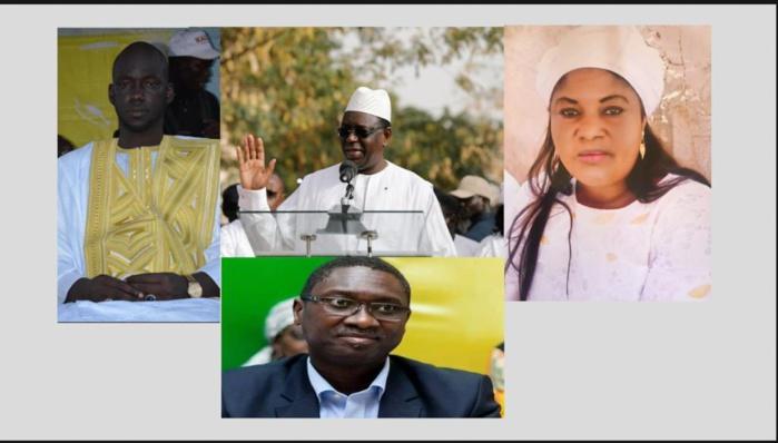 Présidentielle 2019 : Les sincères remerciements de Diamalaye Azur Global et de ''And ak Macky'' à l'endroit des Rufisquois