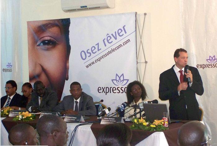 Where are the 500 billion francs CFA which Sudatel had to invest  in Senegal?