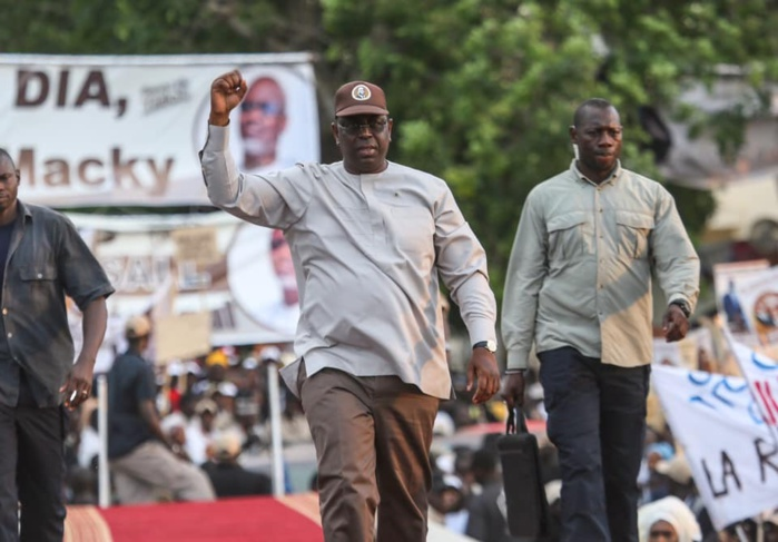Présidentielle 2019 : Macky Sall gagne à Bargny