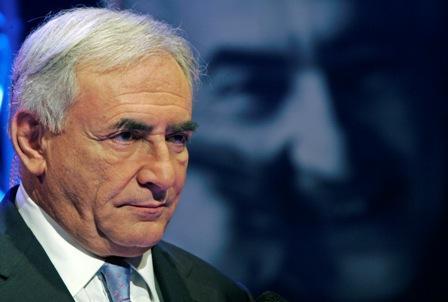 La plainte de Banon contre Strauss-Kahn a été envoyée