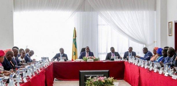 Palais : Le président Macky Sall convoque le conseil des ministres demain