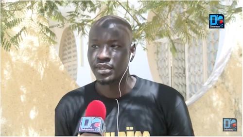 Arrestation de Karim « xrum xax » les mouvements: « Nittu dëgg» et « France dégage» protestent
