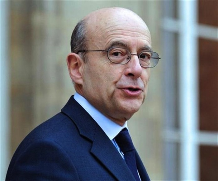 Alain Juppé sends to Wade his Benghazy lessons