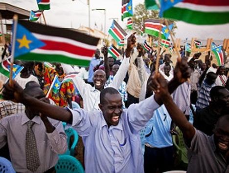 Le Sud-Soudan proclame son indépendance