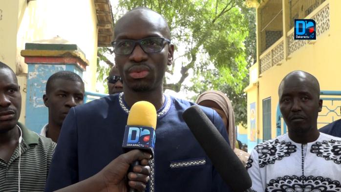 Présidentielle 2019 :  Abdoulaye Dièye remercie ses alliés thiessois et félicite le Président Macky Sall