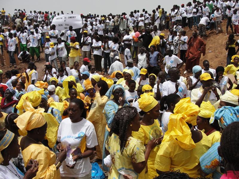Présidentielle 2012 : La commune de  Gueule Tapée Fass Colobane, une proie facile pour l'opposition ?