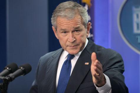 George W. Bush devrait être poursuivi pour torture, selon Human Rights Watch
