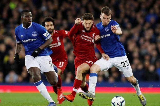 Liverpool de Sadio Mané concède le nul à Everton et reste derrière Manchester City
