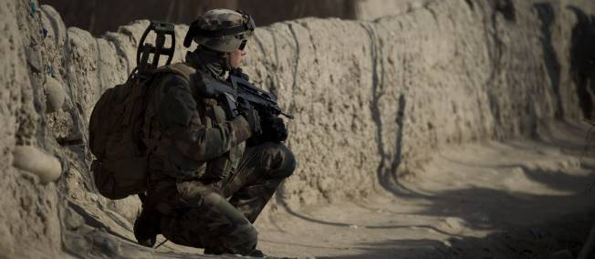 Un 70e soldat français mort en Afghanistan