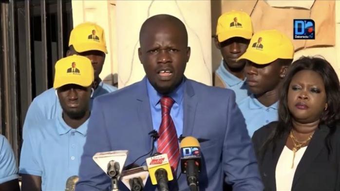 Mohamed Lamine Massaly : « Me Wade est un traître. Il a trahi Madické après tout ce qu'il a fait pour lui. Yalla dinako até ak mom!»