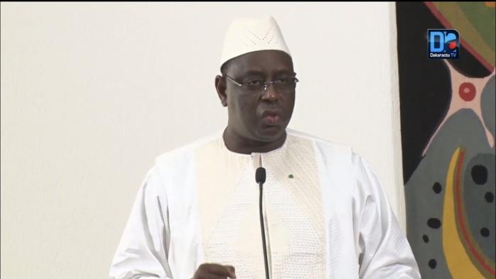 Déclaration du Président Sall : vers la disparition de l'article 3 de la Constitution