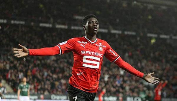Ligue Europa : Rennes fait tomber Arsenal (3-1), Ismaïla Sarr insaisissable