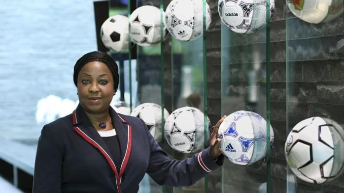 Foot mondial : Fatma Samoura, la Première dame