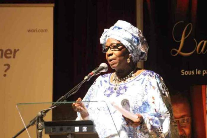 Hommage à Madame Maimouna Kane ! (Par Therese Faye Diouf)