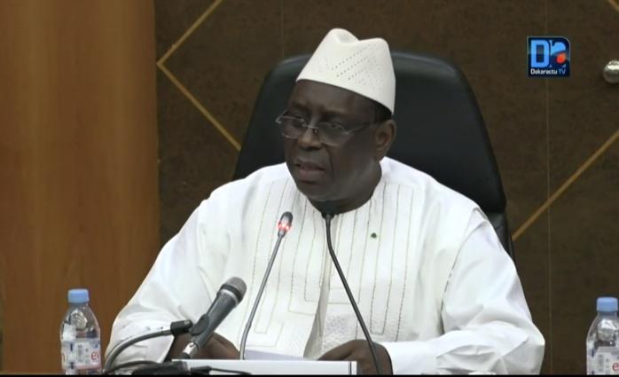 8 mars : Macky Sall aux Sénégalaises : ''Bientôt, il y aura une femme Générale de l'Armée''