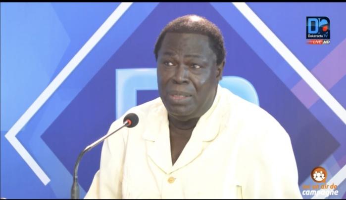 Mon avis sur l'Appel au dialogue du Président Macky Sall