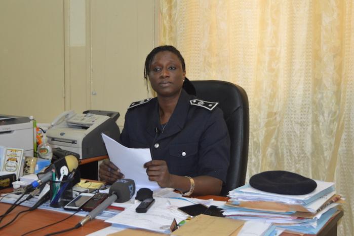 """Commissaire Tabara Ndiaye : """" Au Sénégal, il y a 27 commissaires de police femmes '"""