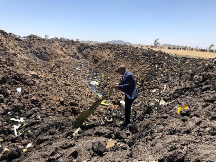 Accident du vol Ethiopian Airlines n° ET 302 : les causes du crash encore inconnues