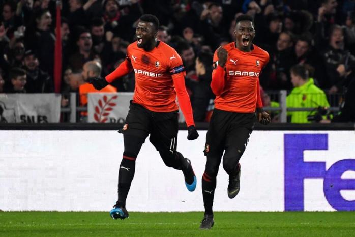 28e journée L1 / Rennes - Caen : Mbaye Niang et Ismaïla Sarr offrent la victoire aux Rennais (3 - 1)