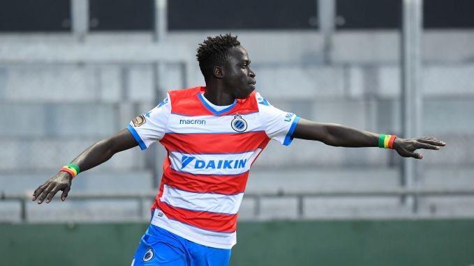 Belgique: Krepin Diatta inscrit son premier but avec le Club de Brugge !