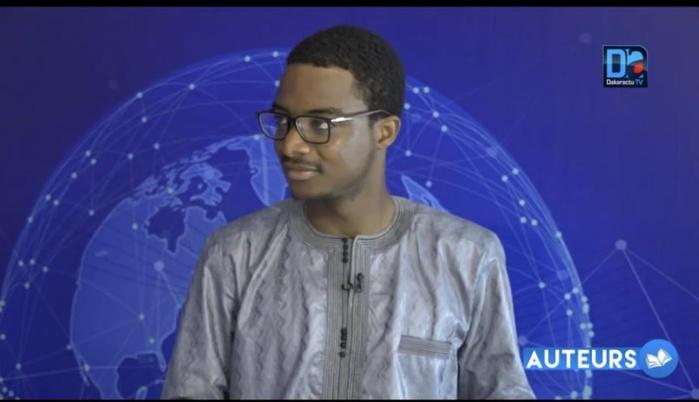 Livre / L'écrivain Khalil Diallo, finaliste du prix Orange du livre Afrique