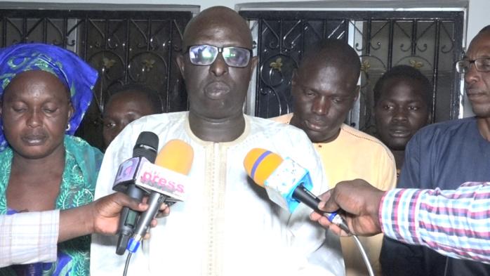 MAME MBAYE NIANG (Apr-Touba) :  ' Les Sénégalais attendent encore de l'opposition qu'elle félicite le Président Macky Sall '