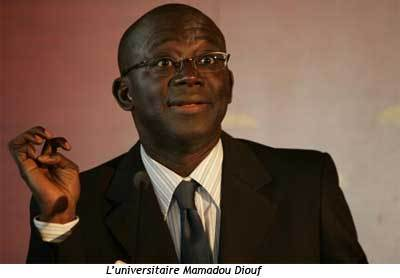 """""""Wade est obsédé par Senghor """" (Mamadou Diouf)"""