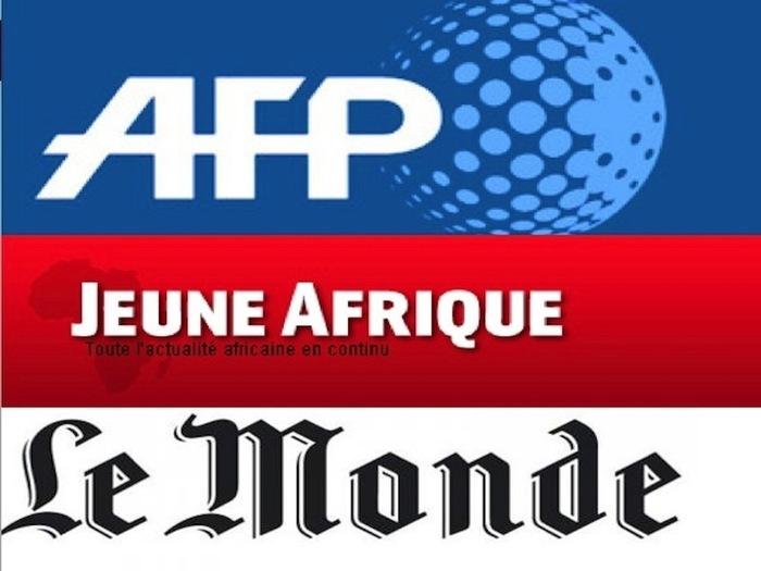 Dakaractu.com cité par l'Agence France-Presse, Le Monde et Jeune Afrique.