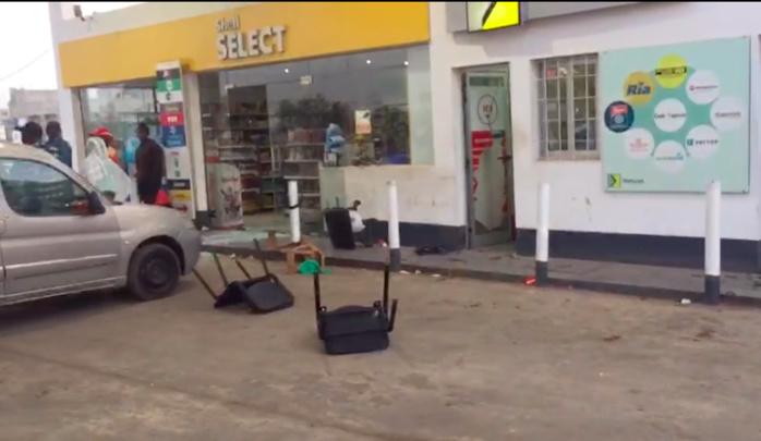 Braquages en série contre des stations services entre Thiès et Dakar : Ino et Alex ont fait des émules