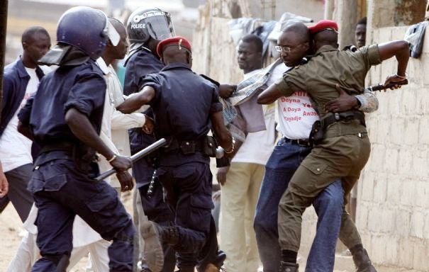 Armée, police et gendarmerie le 23 juillet.