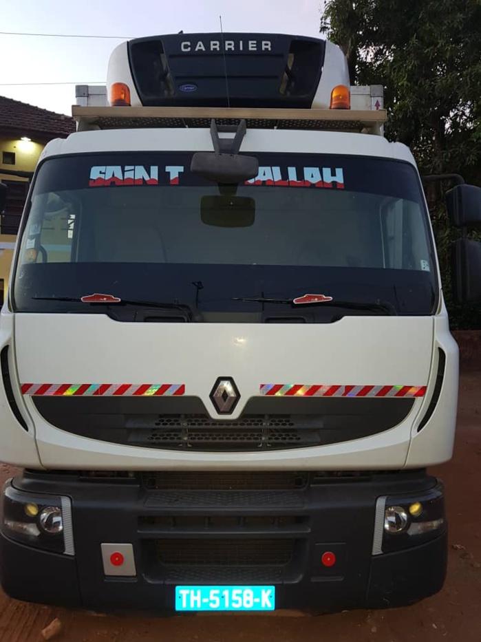 Coup de théâtre dans l'affaire de la drogue saisie à Bissau : La plaque du camion existe bel et bien mais ne correspond pas à la voiture.