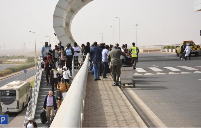 Evacuation en cas d'urgence  à l'aéroport de Diass : L'AIBD réussit son premier exercice