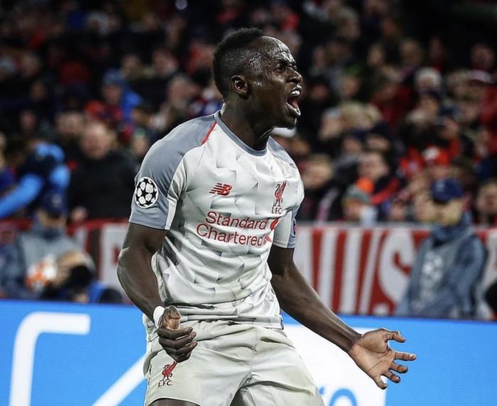 Ligue des champions : Liverpool se qualifie pour les quarts de finale en s'imposant 3-1 face au Bayern, grâce à un doublé de Sadio Mané