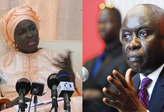 Mimi Touré : «Idrissa Seck, un mauvais perdant, diffuseur de faux résultats qui sera remis à sa place chaque fois que de besoin.»