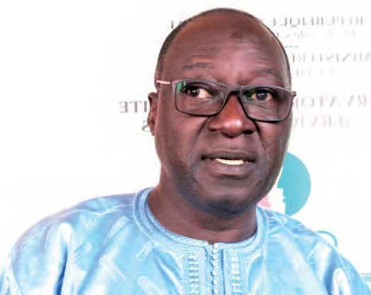 HABIB NDAO (Dg OQSF)  : ' Le développement du Sénégal passera aussi par la mise à terme du gaspillage de l'énergie. '