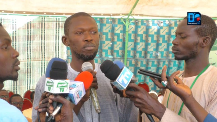 TOUBA - Touba Ca Kanam offre un poste de santé aux populations de Darou Khadim sous la présence de Serigne Abdou Fatah Mbacké.